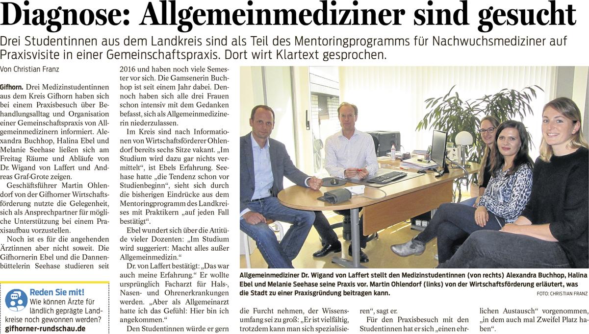 Gifhorner Rundschau 1.10.2018